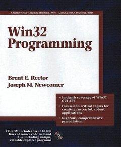 Win32 Programming (Paperback)-cover