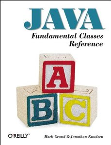 Java Fundamental Classes Reference-cover