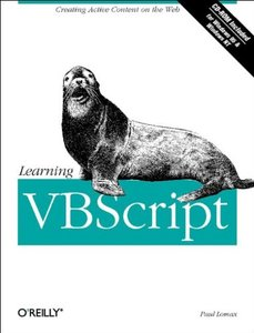 Learning VBscript-cover