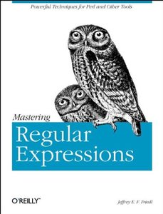 Mastering Regular Expressions: Powerful Techniques for Perl and Other Tools-cover