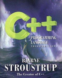 The C++ Programming Language, 3/e-cover