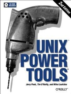 Unix Power Tools, 2/e-cover