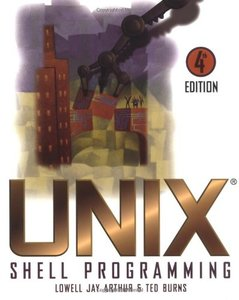 UNIX Shell Programming, 4/e-cover