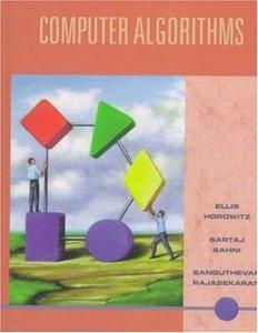 Computer Algorithms-cover