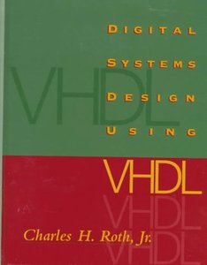 Digital Systems Design Using VHDL-cover