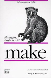 Managing Projects with make, 2/e-cover