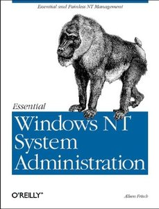 Essential Windows NT System Administration (Paperback)-cover