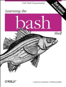 Learning the Bash Shell, 2/e-cover