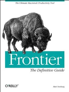 Frontier: The Definitive Guide (Paperback)-cover