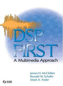 DSP First: A Multimedia Approach (精裝)-cover