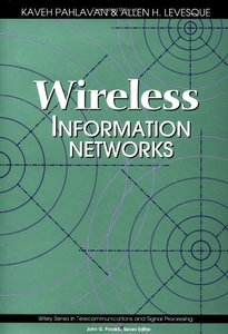 Wireless Information Networks-cover