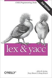 Lex & Yacc, 2/e-cover