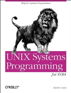 Unix Systems Programming for SVR4-cover