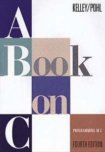 A Book on C: Programming in C, 4/e (Paperback)-cover
