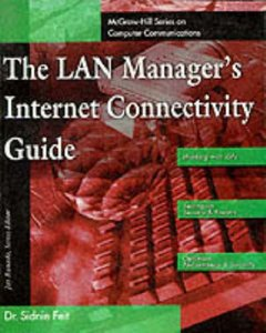 The LAN Manager's Internet Connectivity Guide-cover