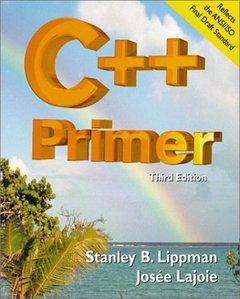 C++ Primer, 3/e-cover