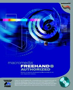 FreeHand 8 Authorized-cover