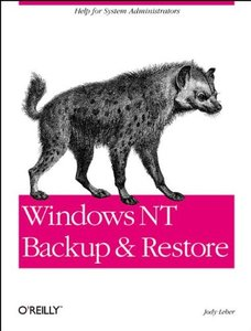 Windows NT Backup and Restore (Paperback)-cover