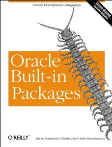 Oracle Built-in Packages-cover