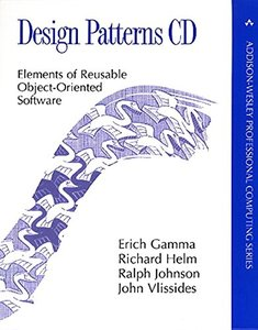 Design Patterns CD: Elements of Reusable Object-Oriented Software (CD-ROM)-cover