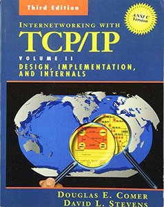 Internetworking with TCP/IP Vol. 2 ANSI C Version: Design, Implementation, 3/e (Hardcover)-cover