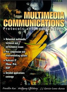 Multimedia Communications: Protocols and Applications-cover