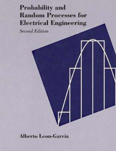 Probability and Random Processes for Electrical Engineering, 2/e (精裝)-cover