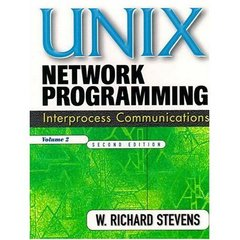 UNIX Network Programming, Vol.2 : Interprocess Communication, 2/e-cover