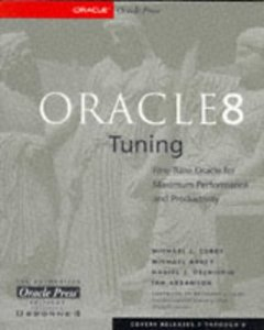 Oracle8 Tuning-cover
