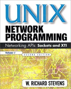 UNIX Network Programming, Volume 1, 2/e (精裝)-cover