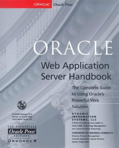 Oracle Web Application Server Handbook-cover