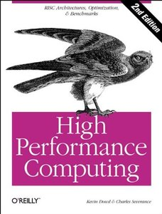 High Performance Computing, 2/e-cover