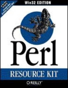 Perl Resource Kit - Win32 Edtion-cover