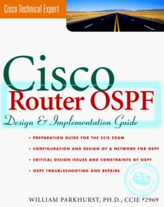 Cisco Router OSPF: Design and Implementaion Guide-cover