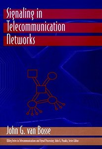 Signaling in Telecommunication Networks-cover