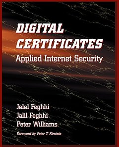 Digital Certificates: Applied Internet Security-cover