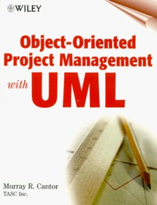 Object-Oriented Project Management with UML-cover