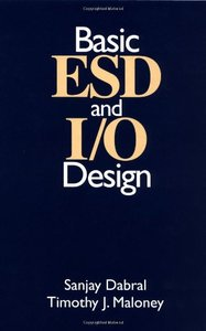 Basic ESD and I/O Design-cover