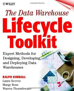 The Data Warehouse Lifecycle Toolkit-cover