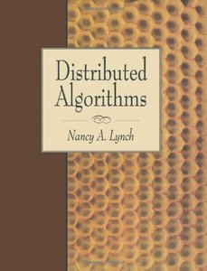Distributed Algorithms-cover