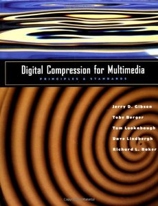 Digital Compression for Multimedia: Principles and Standards-cover