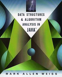 Data Structures & Algorithm Analysis in Java-cover