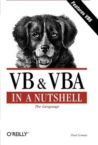 VB & VBA in a Nutshell: The Language (Paperback)-cover