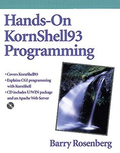 Hands-On KornShell93 Programming-cover