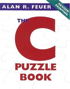 The C Puzzle Book-cover