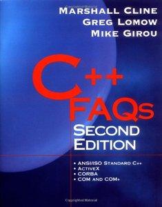 C++ FAQs, 2/e (Paperback)-cover