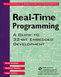 Real-Time Programming: a Guide to 32-Bit Embedded Development (Paperback)-cover