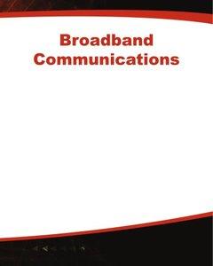 Broadband Communications-cover