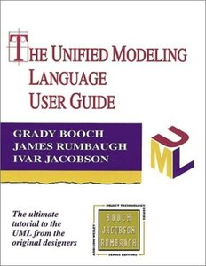 The Unified Modeling Language User Guide-cover