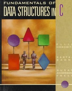 Fundamentals of Data Structures in C-cover